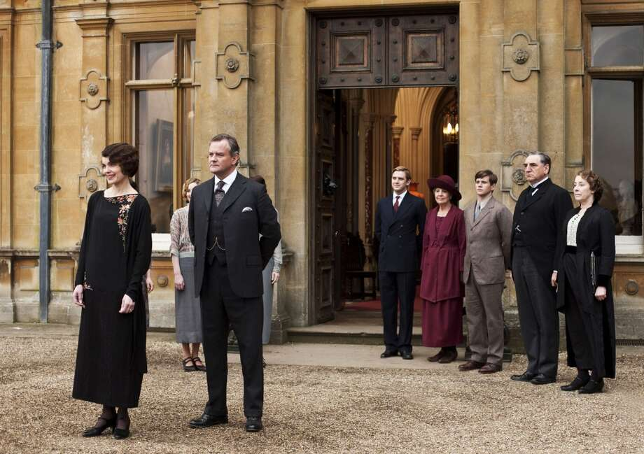 'Downton Abbey': Equally loved for its incredible sets, enticing family drama and stunning period costumes.