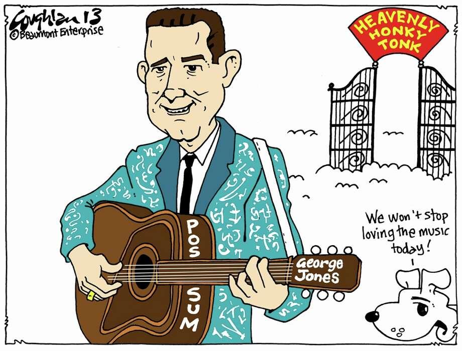 Andy Coughlan's cartoon for Sunday, April 28, 2013.