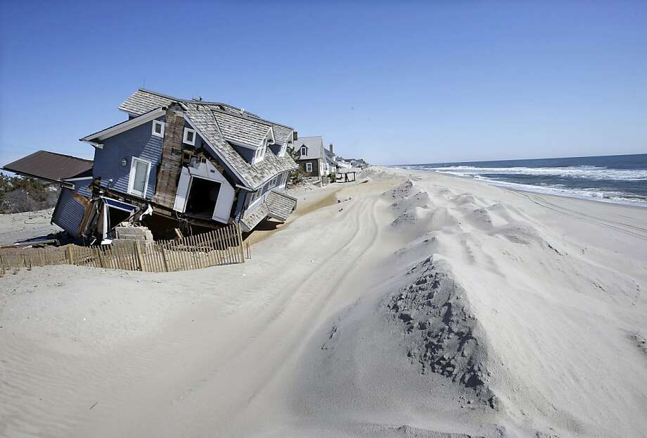 Sandy's victims: The Jersey shore will soon welcome vacationers for the summer season, but these waterfront homes 
