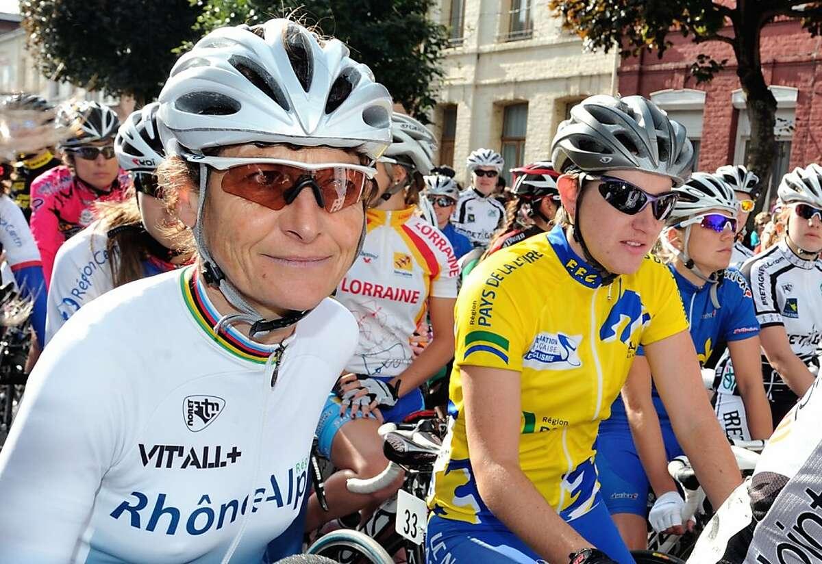 Jeannie Longo 56Pro cyclist