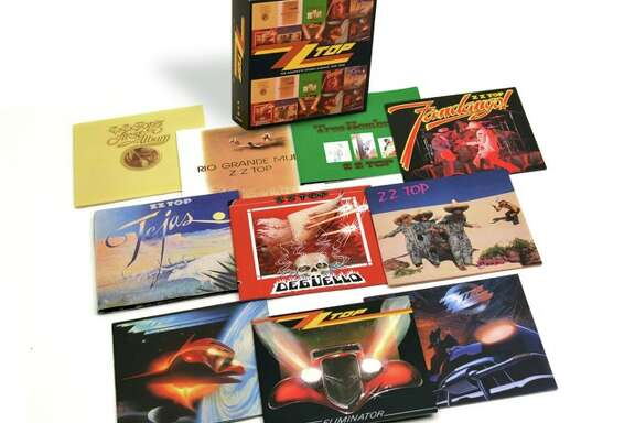 ZZ Top has announced the release of a forthcoming 10-disc box set.