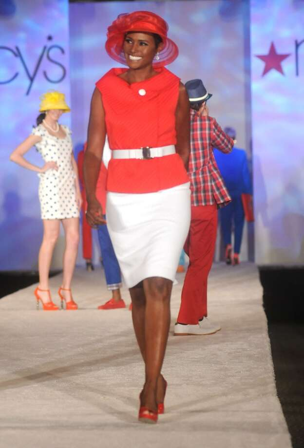 ARunway fashion by Macy's. (Dave Rossman photo)
