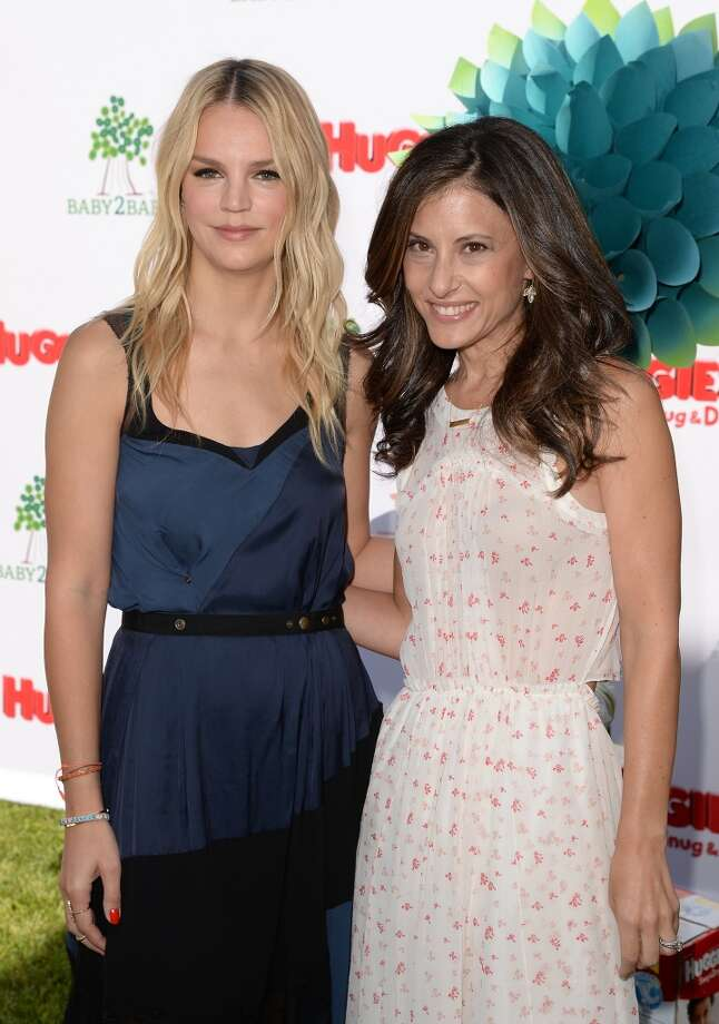 LOS ANGELES, CA - APRIL 27:  Kelly Sawyer Patricof and Norah Weinstein attend the Huggies Snug & Dry and Baby2Baby Mother's Day Garden Party held on April 27, 2013 in Los Angeles, California.  (Photo by Jason Merritt/Getty Images for Baby2Baby)