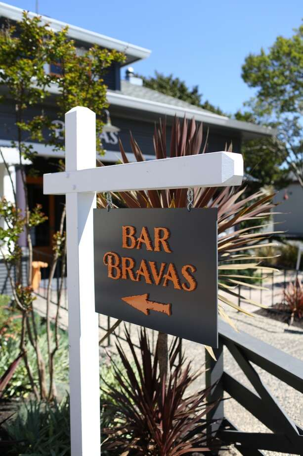 Bravas Bar de Tapas in Healdsburg