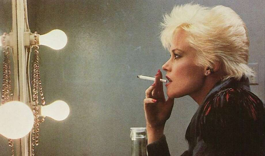 "Melanie Griffith in Brian DePalma's 1984 film ""Body Double."" Photo: Columbia Pictures"