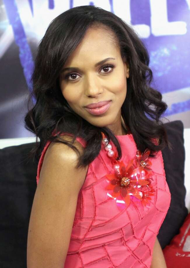 "Kerry Washington:Washington has starred ""The Last King of Scotland,"" ""Lakeview Terrace"" and ""Django Unchained,"" but she has had one of her most striking roles as a Washington DC political fixer with a complicated relationship with the U.S.president in the ABC series ""Scandal."""