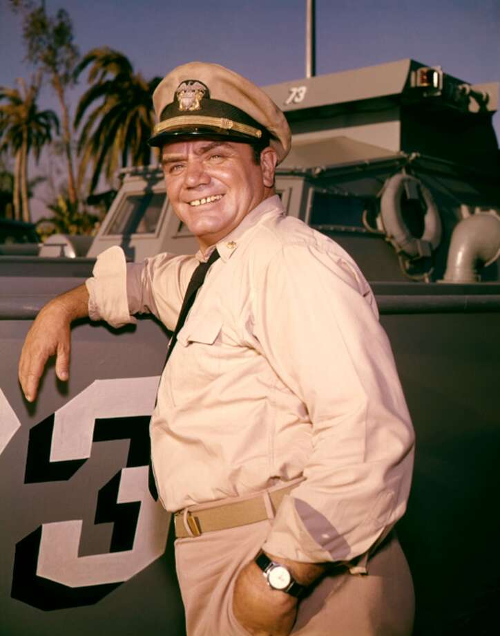 "Ernest Borgnine:The best actor Oscar-winner for the Paddy Chayefsky-penned drama ""Marty"" found another great success, captaining a World War II PT boat in ""McHale's Navy."""