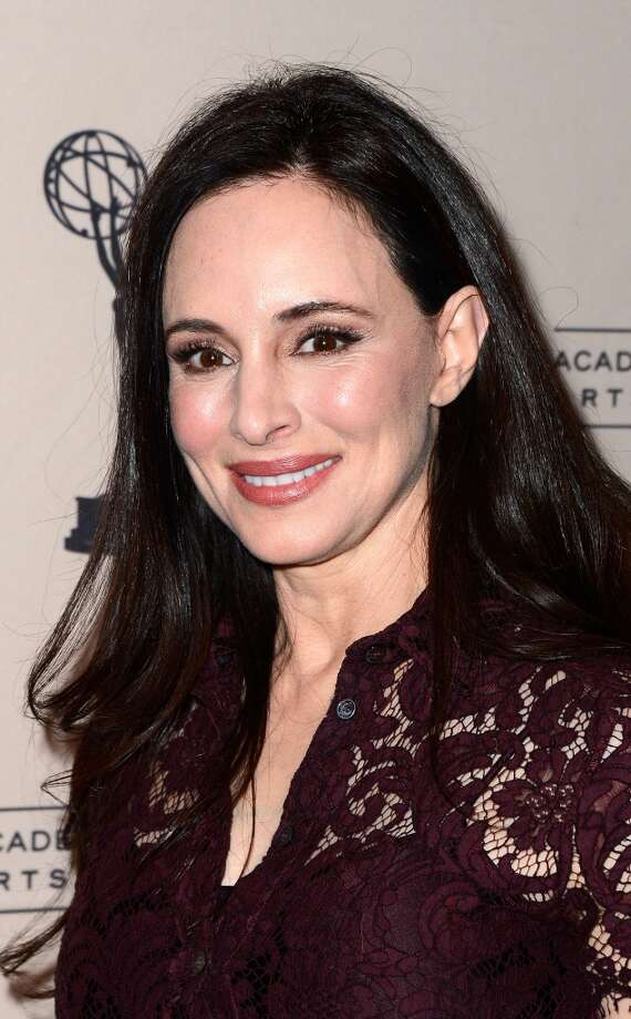 """Madeleine Stowe:ABC's nighttime soap """"Revenge"""" would not be nearly so sweet if Stowe hadn't sought better opportunities on television and landed the juicy role of an uber-wealthy and oh-so-very evil family matriarch."""