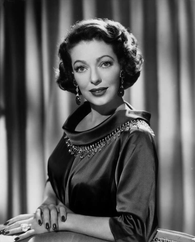 """Loretta Young:Young won an Oscar for her 1947 role in """"The Farmer's Daughter"""" and went on to her fame on TV with the anthology series """"The Loretta Young Show."""""""