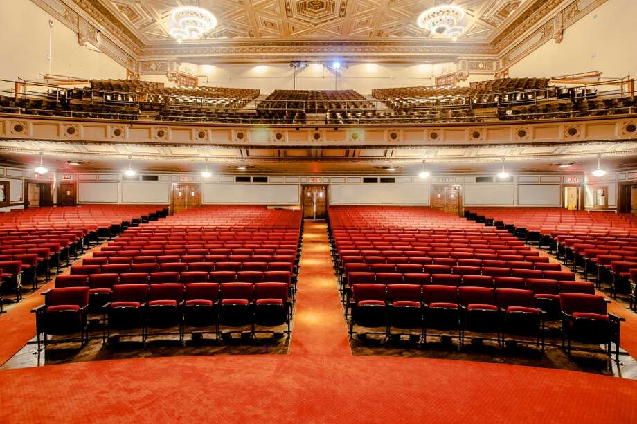The Nourse Auditorium, seen on Feb. 12, 2013, housed in the former Commerce High School site has been transformed into the new home of City Arts & Lectures.