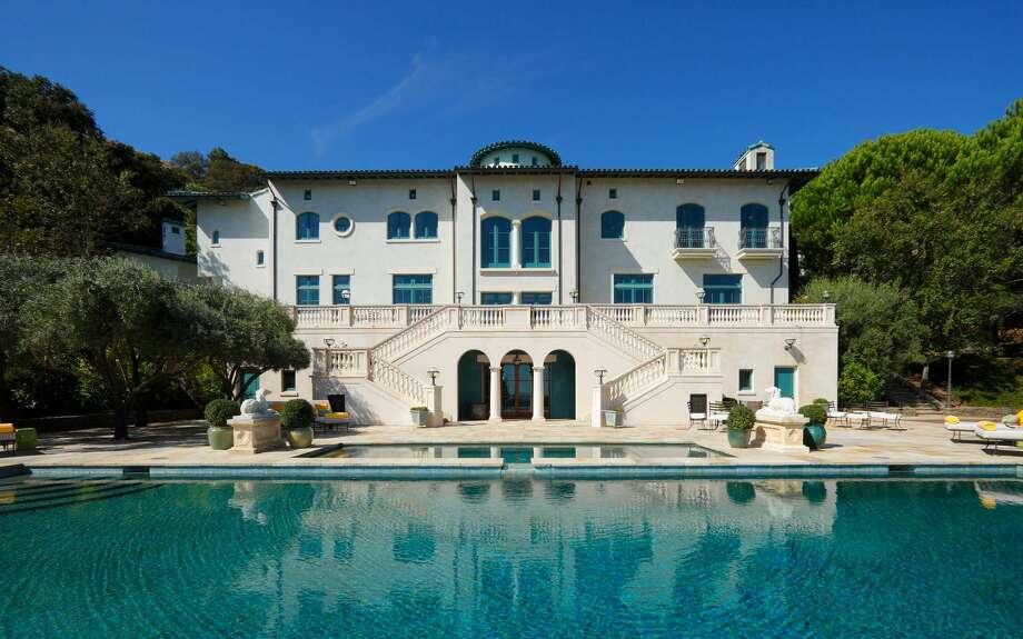 Villa Sorriso, Robin Williams' Napa estate.