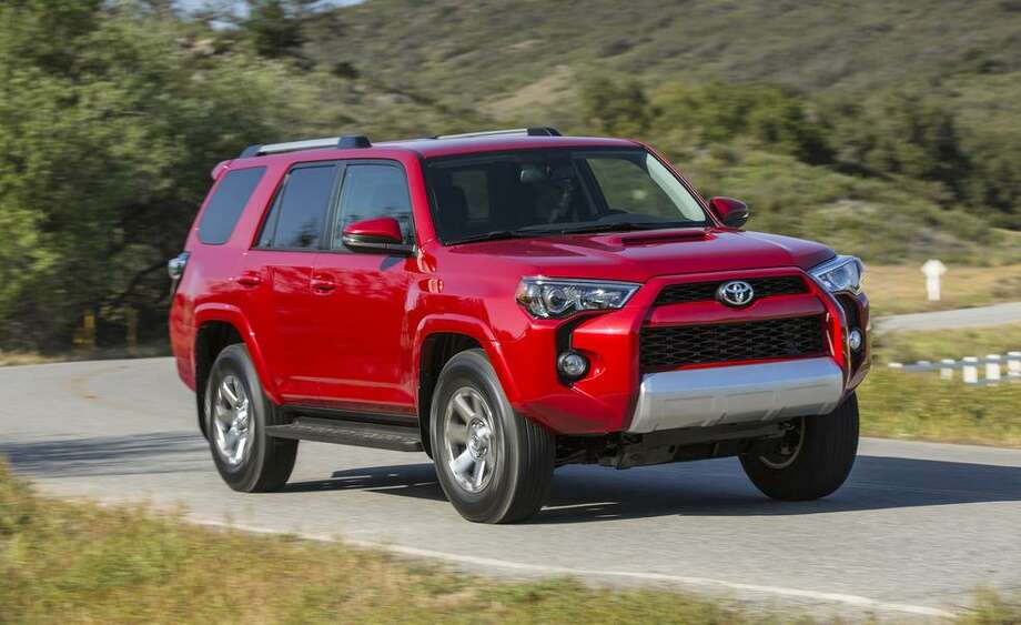 15. Toyota 4RunnerPercent Original Owners Holding Car for 10 years: 21.1 percentSource: ISeeCars Photo: Toyota Motor Company