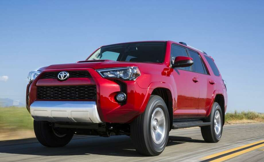 2014 Toyota 4Runner Photo: Toyota Motor Company