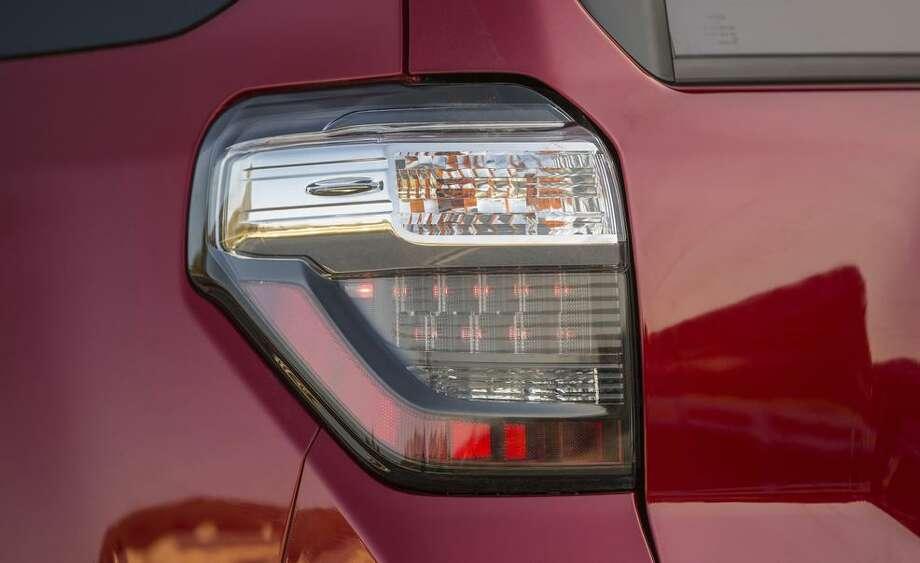 2014 Toyota 4Runner Photo: Toyota Motor Company
