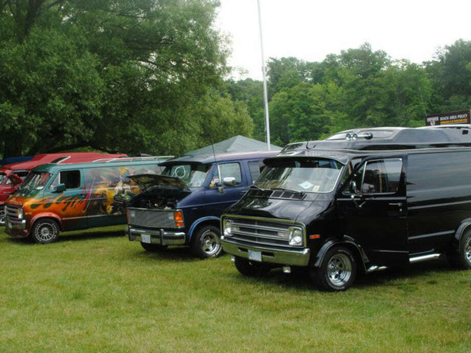 Vanfest Where: Aylmer, Ontario, CanadaWhen: June 7–9Custom '70s-style vans are in the midst of a revival, and why not? They're awesome. One of the largest gatherings is Vanfest. This Canadian event is a short drive from Detroit or Buffalo, and that's good news for van and truck fans because last year's get-together, Vanfest 17, drew nearly 200 vans and trucks in the official show. This year promises even more cool rides. Photo: Popular Mechanics