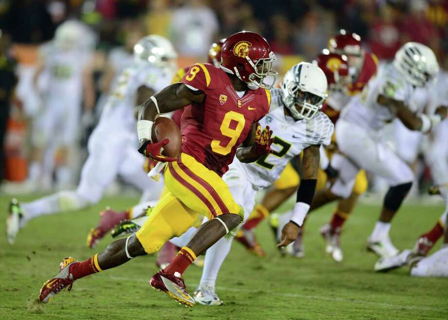 Marqise LeeUSC wide receiver9/1 odds Photo: Robert Laberge, Getty Images / 2012 Getty Images