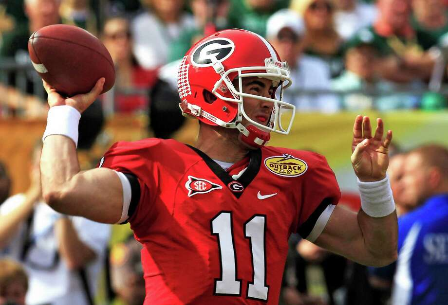 Aaron MurrayGeorgia quarterback10/1 odds Photo: Chris O'Meara, Associated Press / AP