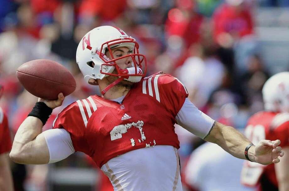 Taylor MartinezNebraska quarterback16/1 odds Photo: Nati Harnik, Associated Press / AP