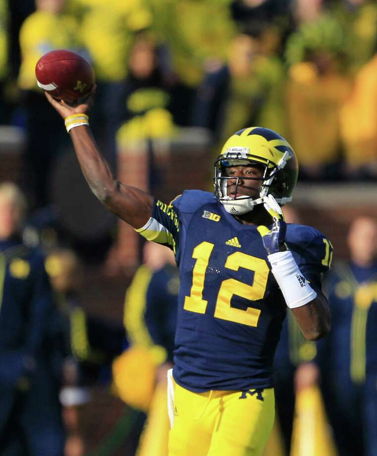 17.  Michigan (8-5) Photo: Carlos Osorio, Associated Press / AP