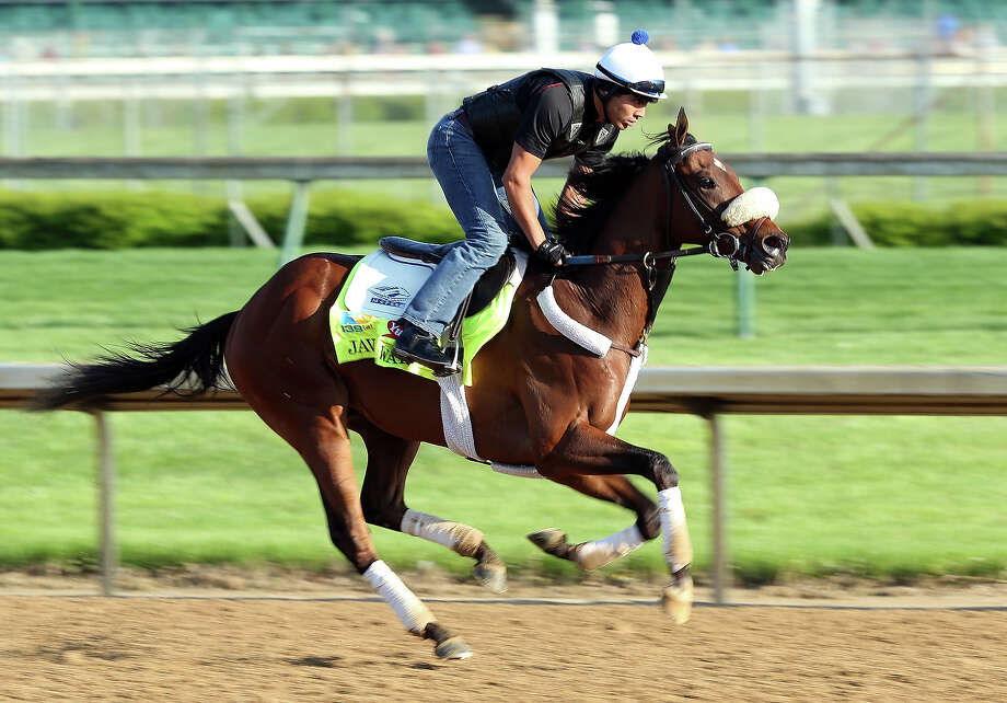 Java's War trained by Ken McPeek runs on the track during morning training in preparation for the 2013 Kentucky Derby at Churchill Downs on April 30, 2013 in Louisville, Kentucky. Photo: Andy Lyons, Getty Images / 2013 Getty Images