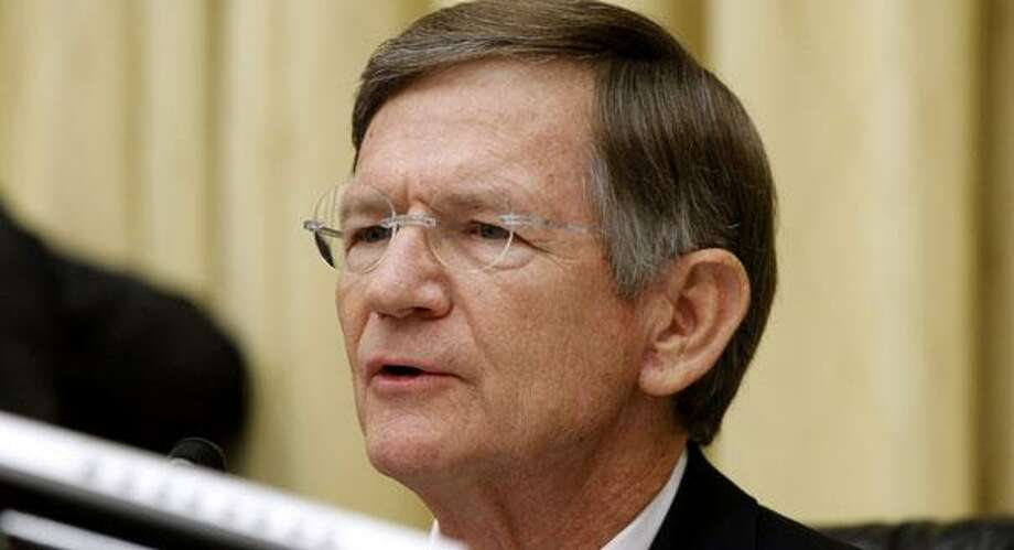 Lamar Smith – R-San Antonio  Top Contributor: Republic National Distributing Company $5,200 (alcohol)  Top Sector: Defense Contractors $23,000  (AP photo)