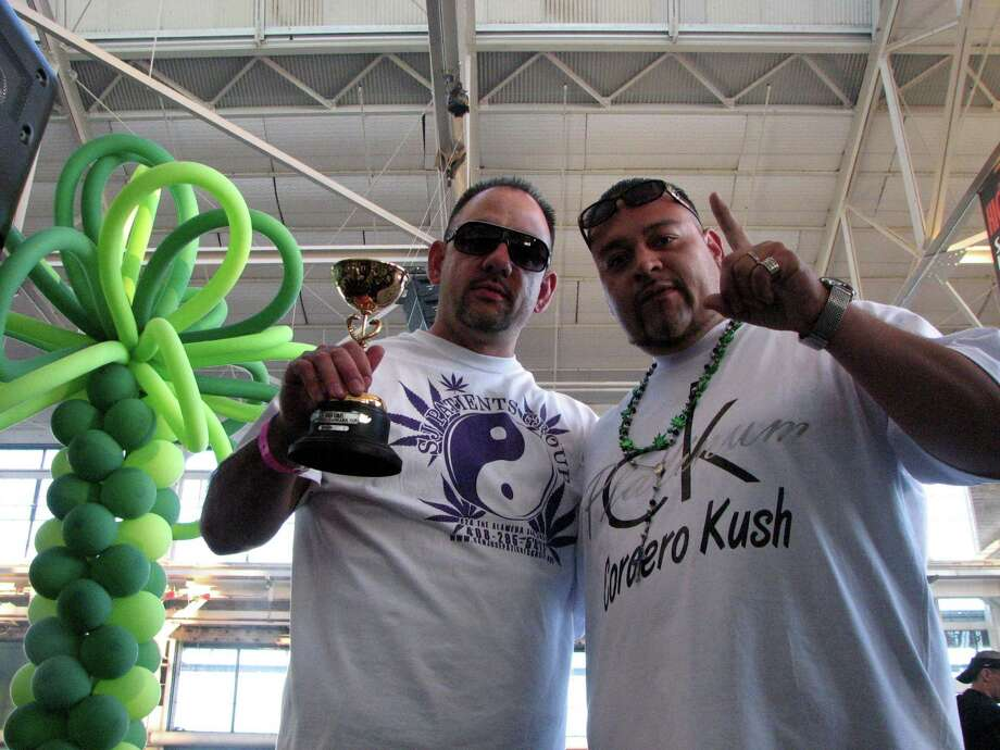 Cordero Kush from SJ Patients wins Best Indica Photo: Picasa