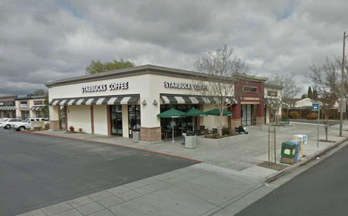 Starbucks on 6000 block of Snell Ave. in San Jose, CA