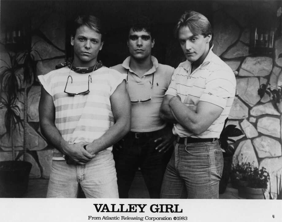 Ever popped your collar with Vuarnets around your neck.   (''Valley Girl,'' 1983).