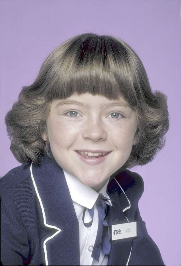 Had this hair cut.   (''Vicki Stubing,'' played by Jill Whelan, in ''The Love Boat'').