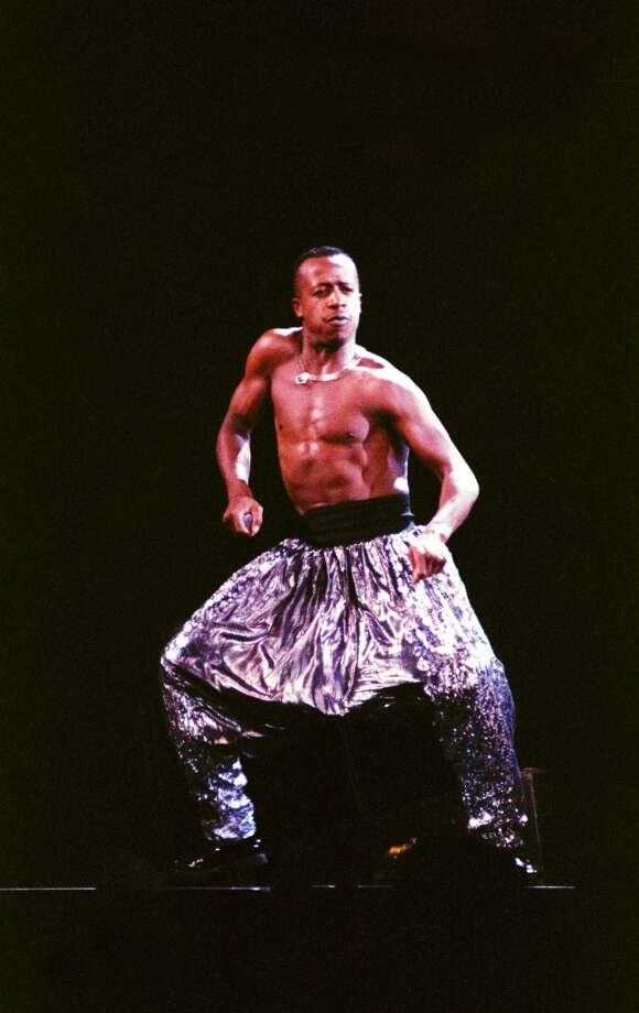Or ''Hammer pants.''   (MC Hammer, 1990).