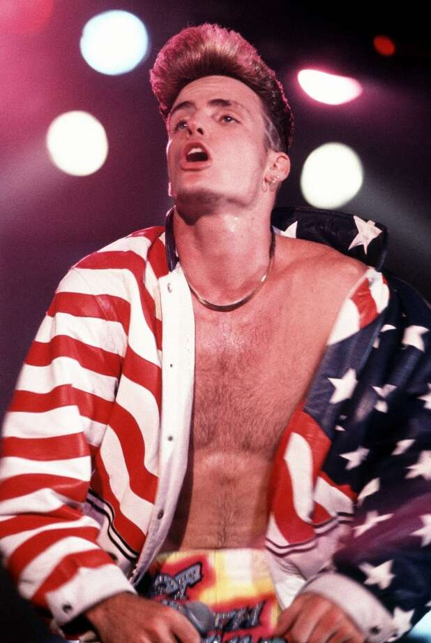 Which made you forget that you once knew all the words to rap atrocity ''Ice, Ice, Baby.''   (Vanilla Ice, 1991).