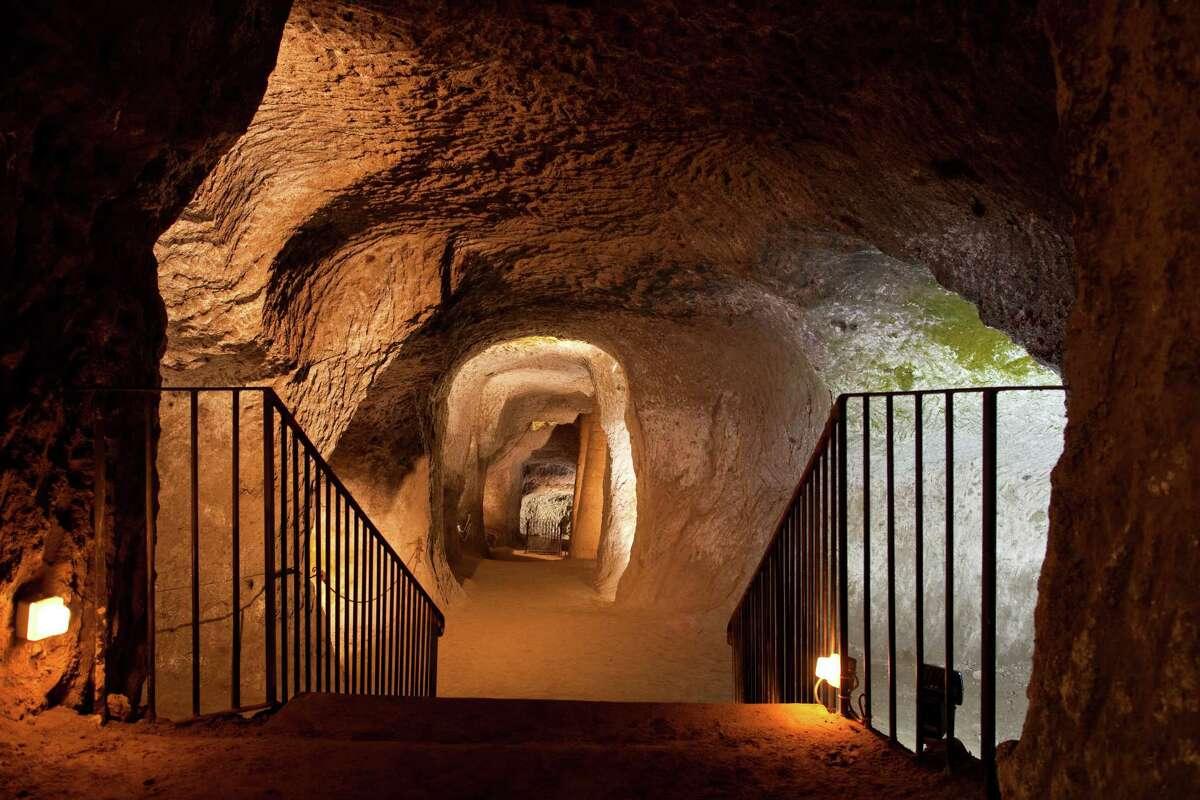 24. Orvieto Underground , Umbria, Italy.