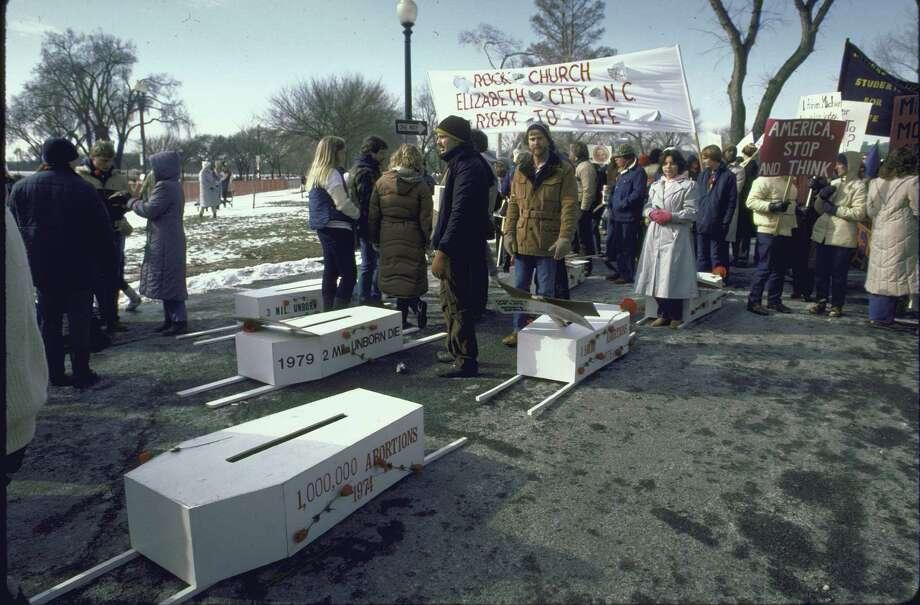 1985: Anti-abortion march on Washington. Photo: Cynthia Johnson, Getty Images / Cynthia Johnson