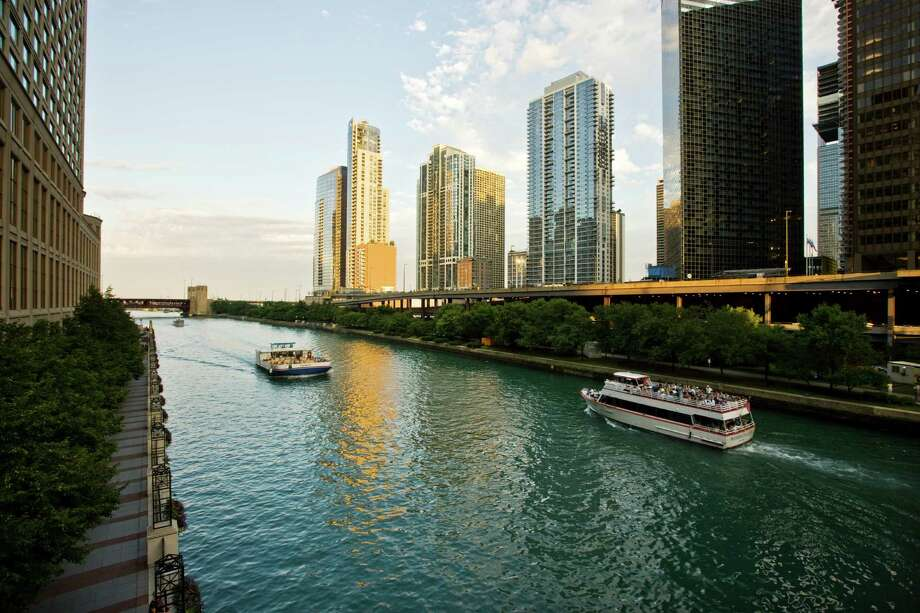 3. Architecture River Cruise, Chicago. Photo: Maremagnum, Getty Images / (c) Maremagnum