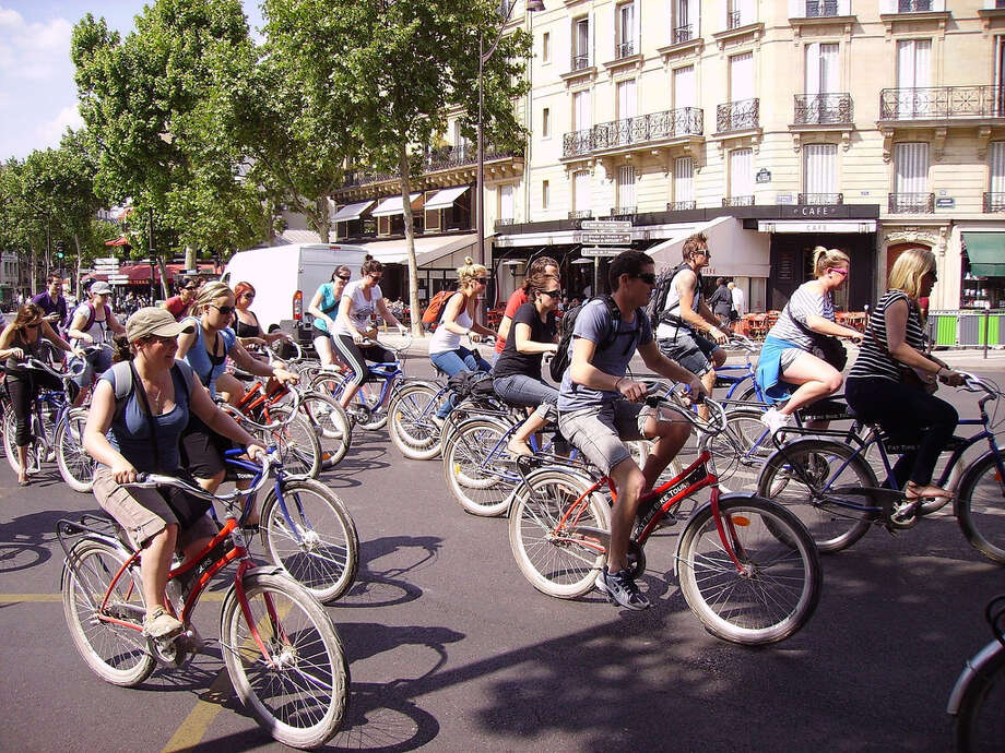 10. Fat Tire Bicycle Tours, Paris. Photo: Jean-Pierre/flickr