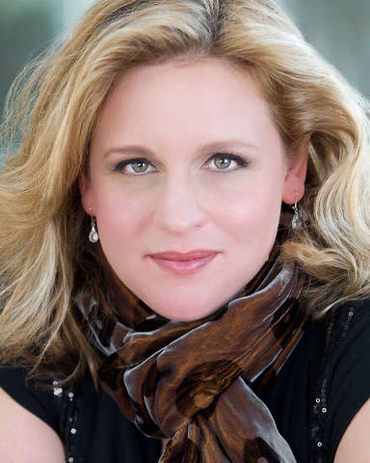 "Award-winning mezzo soprano Holly Sorensen, who grew up in Greenwich, Conn., is one of four soloists who will join the Greenwich Choral Society for its spring concert, ""Eternal Joy."" The event, set for 4:30 p.m. at Christ Church, Greenwich, Conn., on Sunday, May 5, will feature works by Mozart, Mendelssohn-Bartholdy and Shafer Mahoney. For more information or tickets, call 203-622-5136, or visit http://www.greenwichchoralsociety.org. Photo: Contributed Photo"
