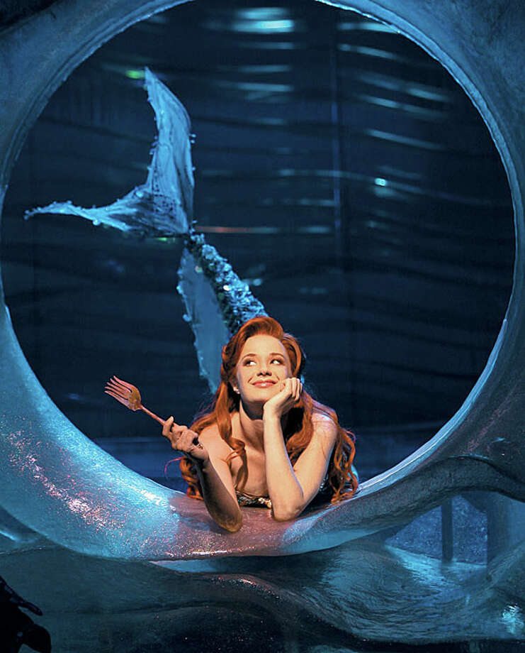 ìThe Little Mermaid Jr.î will be presented Saturday, May 4, at 7:30 p.m. and Sunday, May 5, at 2 and 6 p.m. at the Ridgefield Playhouse. Photo: Contributed Photo