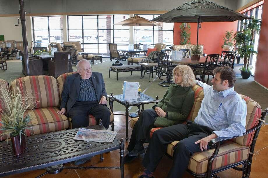 Charmant Three Generations Of The Barish Family   Marvin Barish, Jacquelyn Barish  And Joseph Weisman