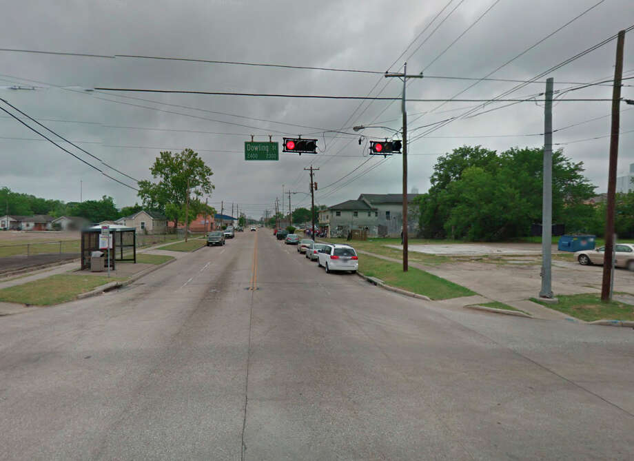 A Third Ward neighborhood at the intersection of Dowling and McGowen ranked at No. 15 on the list. (Google Street View)