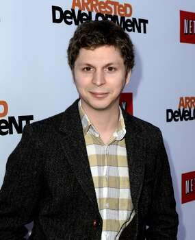 Actor Michael Cera is in a band called The Long Goodbye with fellow actor Clark Duke and Christian Buenaventura.