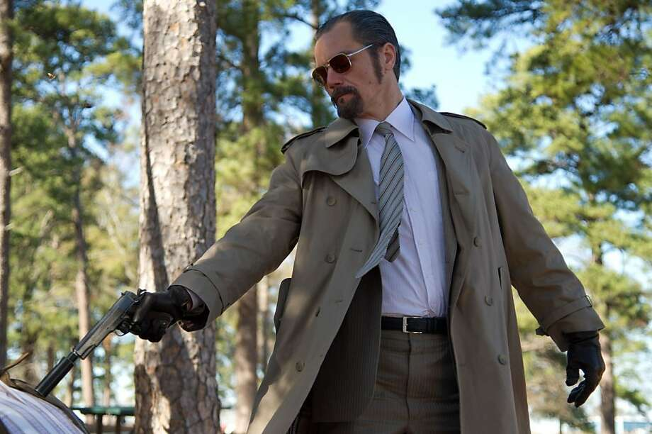 """Michael Shannon is """"The Iceman,"""" based on real-life hit man Richard Kuklinski, who murdered more than 100 people and died in prison. Photo: Millennium Films"""