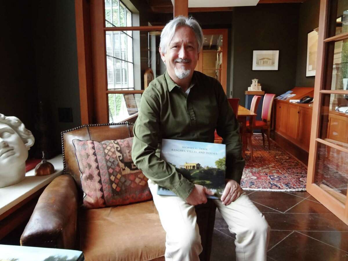 San Antonio architect Michael G. Imber just published a coffee table book titled