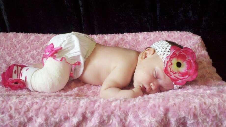 Baby Caroline by Daniel Miller