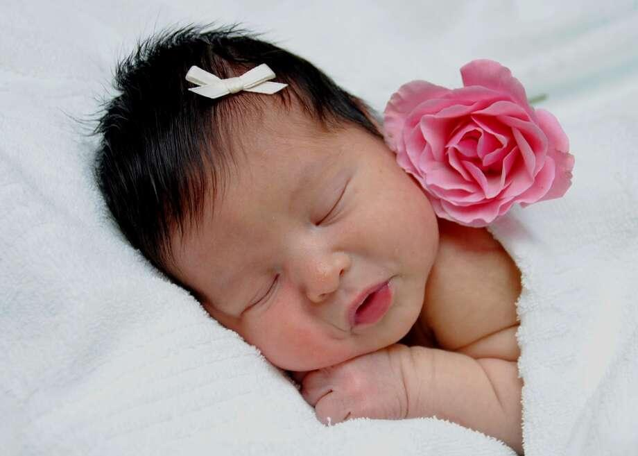 A precious baby girl