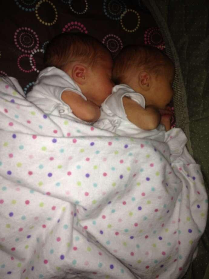 Sister snuggles.