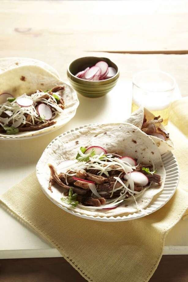 Good Housekeeping recipe for Chipotle Pork Tacos. Photo: Kate Mathis