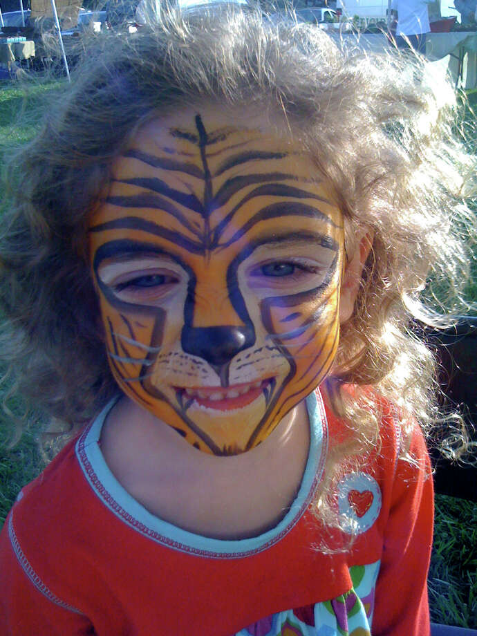 Face painting will be part of the fun at Ridgefieldís KidsFest 2013. on Saturday, May 4, in Ballard Park. Photo: Contributed Photo