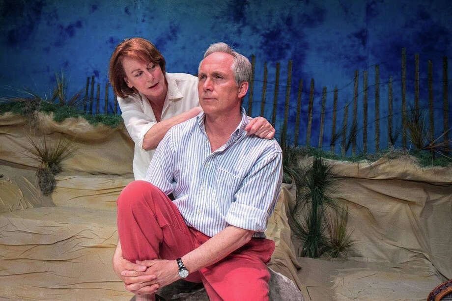 """Seascape"" is on stage at TheatreWorks New Milford through May 25. Photo: Contributed Photo"