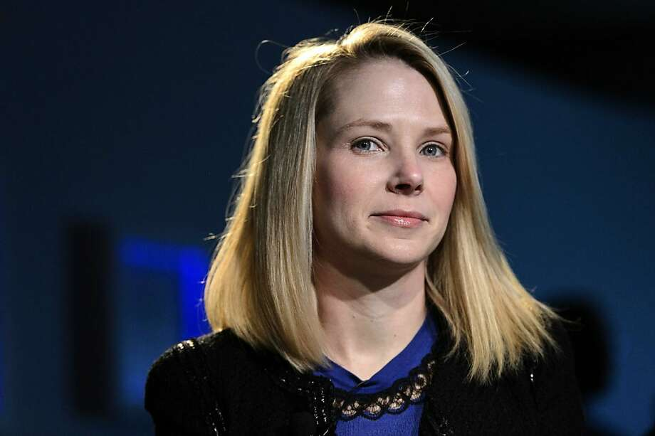Yahoo CEO Marissa Mayer says becoming a mom has made her a better executive. Photo: Laurent Gillieron, Associated Press