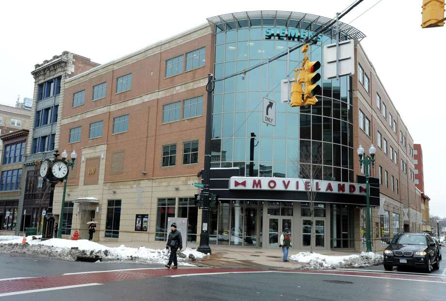 Movieland complex at 400 State St. in Schenectady, NY on Monday, February 28, 2011.  (Lori Van Buren / Times Union) Photo: Lori Van Buren / 00012174A